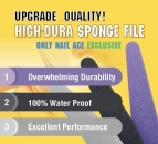[New] High-dura sponge file