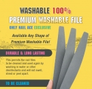 [New] Washable 100% Premium Washable File